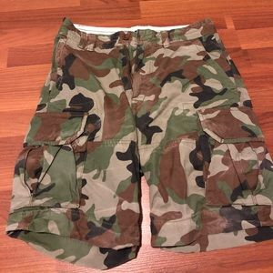 Men's Polo Ralph Lauren cargo shorts